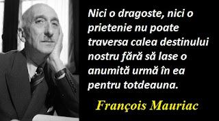 Maxima zilei: 11 octombrie - François Mauriac