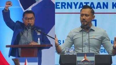 'Strategi Panglima Vs Mayor' Kubu Moeldoko Dibalas Biar Stres Sendiri