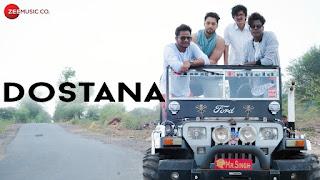 Dostana Lyrics | Official Music Video | Zubin Sinha | Munawwar Ali | Salman Shaikh | Vikram Khadka
