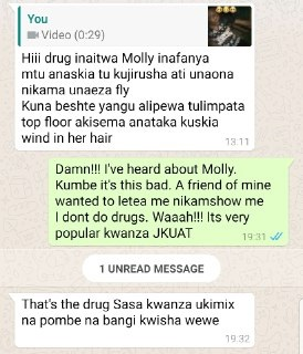 sad%2Bsad%2B2 - Technical University of Kenya student given drugs during a house party, he went mad and wanted to jump from the 6th floor(VIDEOS).