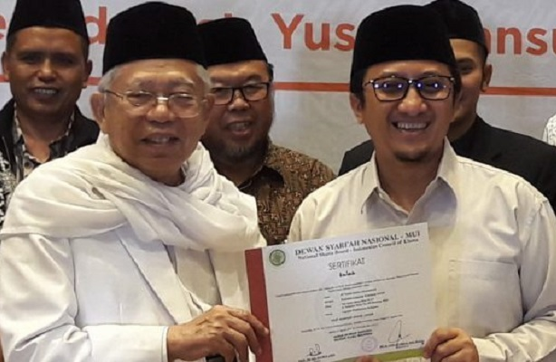 Ust Yusuf Mansur Dorong Masyarakat Beli Saham Garuda Indonesia