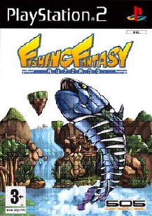 Fishing Fantasy Buzzrod PS2 ISO