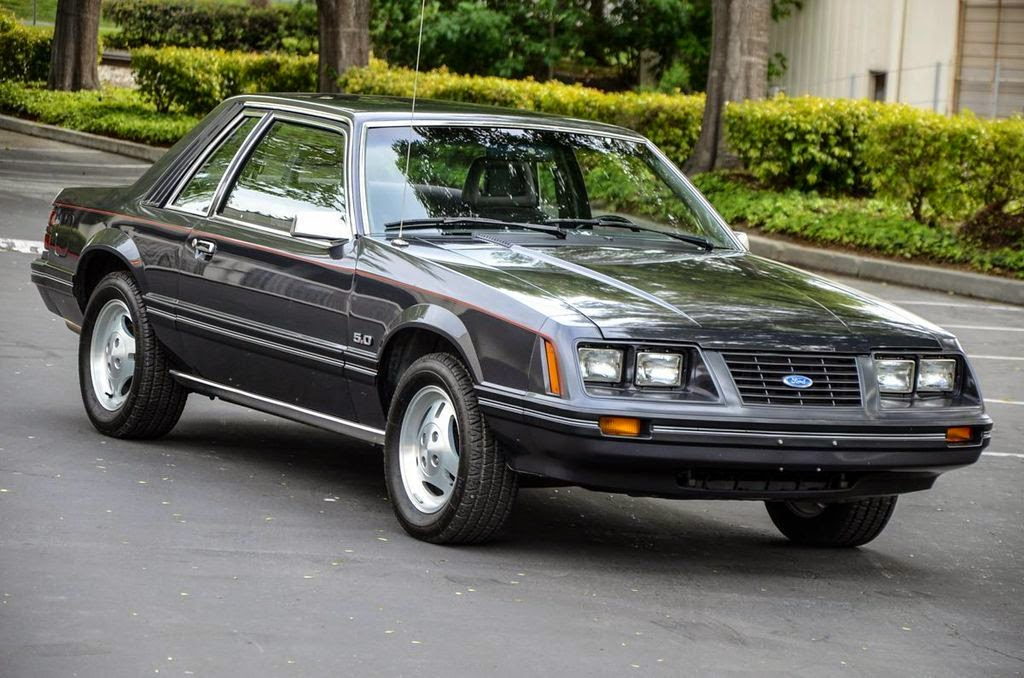All American Classic Cars: 1984 Ford Mustang LX 2-Door Coupe