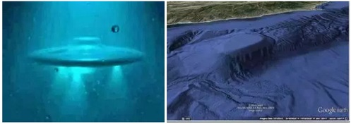 strutture sommerse che potrebbero finalmente contenere segreti di umanità accuratamente conservati