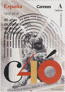 40 AÑOS DE CONSTITUCIÓN, 40 AÑOS DE ESPAÑA (1978-2018)