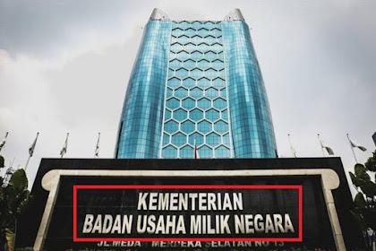 Daftar 5 BUMN terbesar di Indonesia