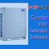 Download Carrier VRV Selection Software