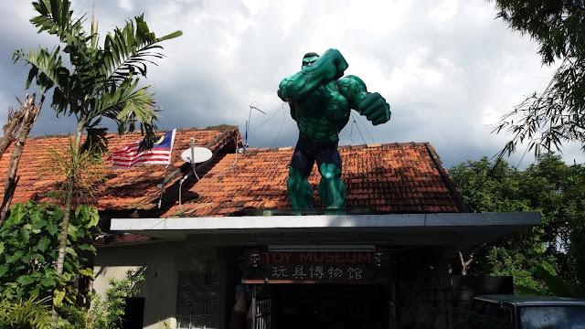 Muzium Mainan Melaka