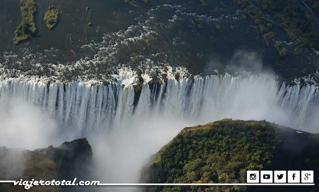 Safari en África - Cataratas Victoria