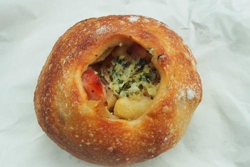 グランオムのパン