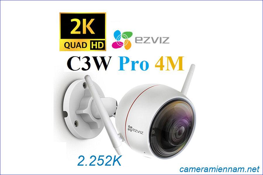 Ezviz C3W Pro 4.0M Fullcolor