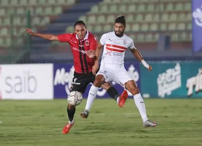 جدول ترتيب الدوري المصري بعد انتهاء مباريات الثلاثاء