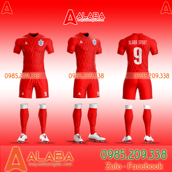 Áo Anh đỏ 2019