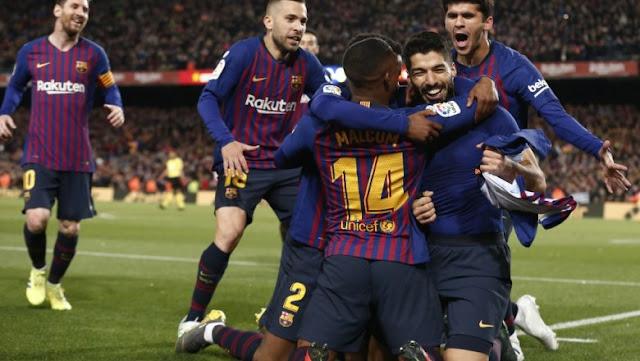 «Барселона» обыграла «Реал Сосьедад» в Примере