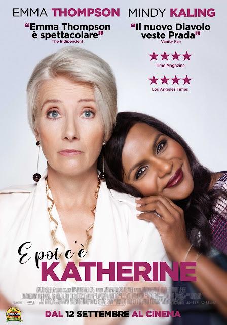 E Poi C'è Katherine Film