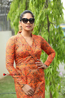 Actress Mumtaz Sorcar Stills in Short Dress at Guru Movie Success meet  0221.JPG