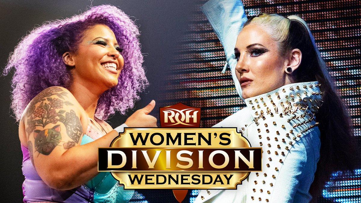 Cobertura: ROH Women's Division Wednesday (04/08/2021) – A próxima da fila!