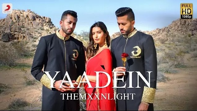 Yaadein Lyrics - Themxxnlight | Yasser Desai