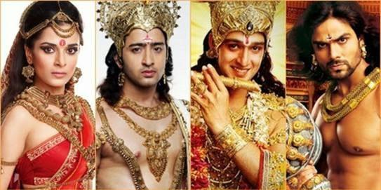 Sinopsis dan Foto Para Pemain Mahabharata ANTV