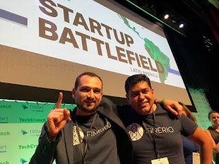 Finerio at Techcrunch