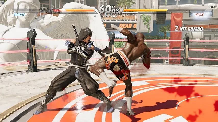 Game Fighting PC Terbaik Tahun 2020