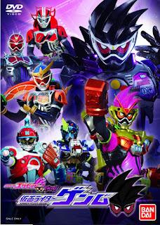 """Kamen Rider Ex-Aid """"Tricks"""": Kamen Rider Genm MP4 Subtitle Indonesia"""