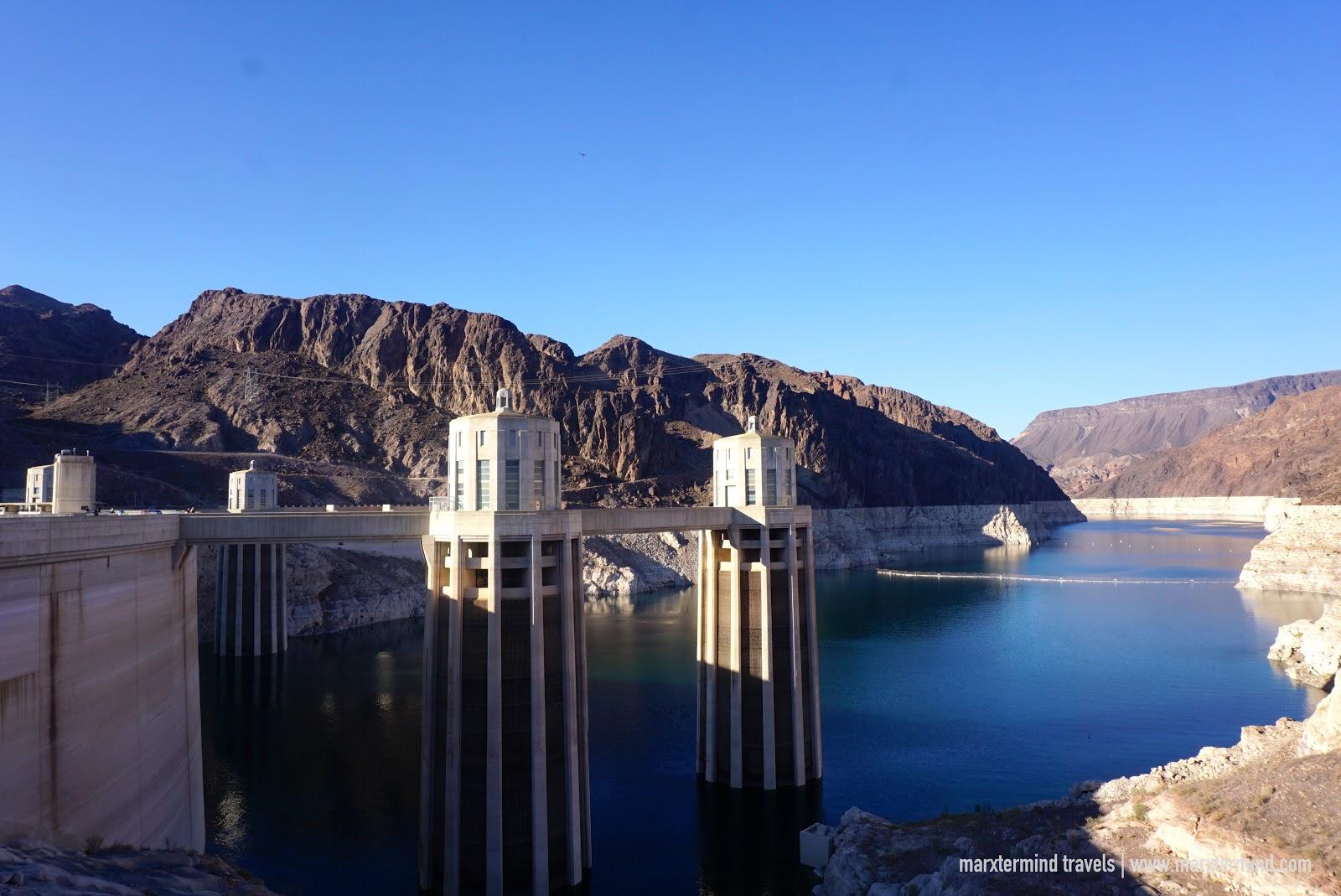 Arizona road trip - Hoover Dam