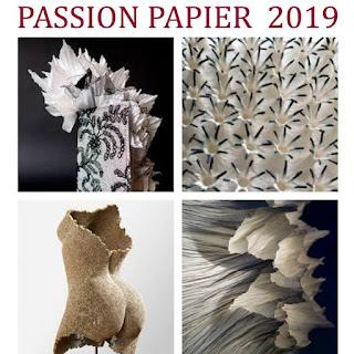 Exposition passion papier 2019