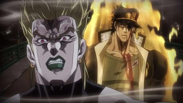 Jonathan Punches Dio