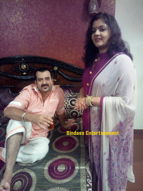 aishwarya mithun family 2