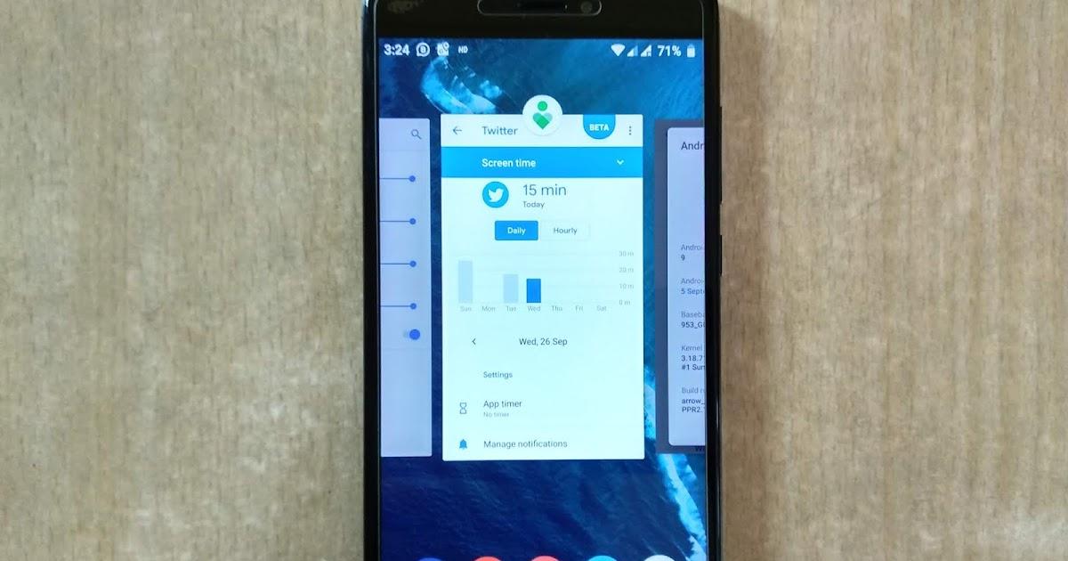 Android 9 0 Pie Arrow OS v9 0 For Xiaomi Redmi Note 4 (Mido