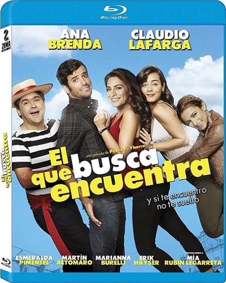 El Que Busca Encuentra (2017) 720p y 1080p BDRip mkv Latino AC3 5.1 ch