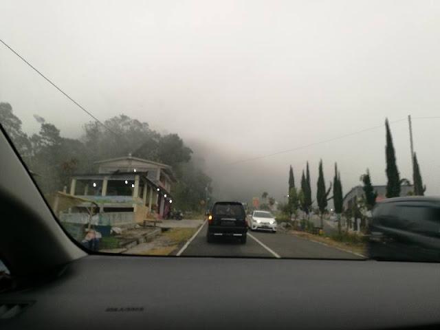 Perjalanan ke Tawangmangu