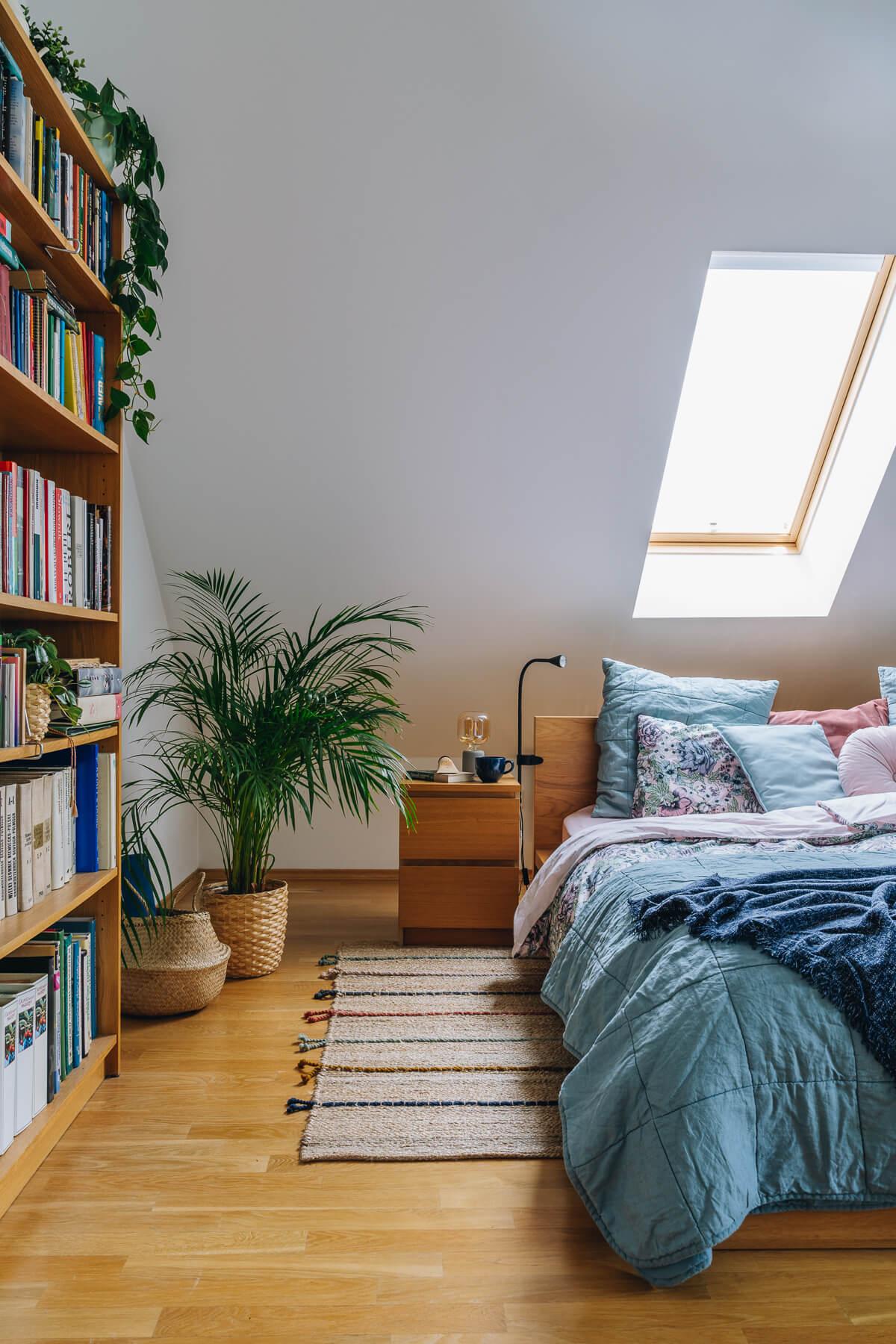 sypialnia dla rodziców