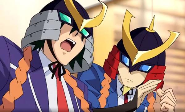 Cardfight!! Vanguard: Shinemon-hen Episodio 02
