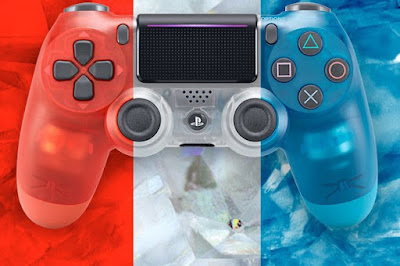 Ps4 crystal controllers