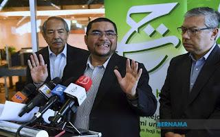 Menteri Haji Buat Lawak Pasal Kauta Naik