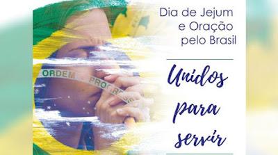 Bispos brasileiros convocam Oração pelo Brasil