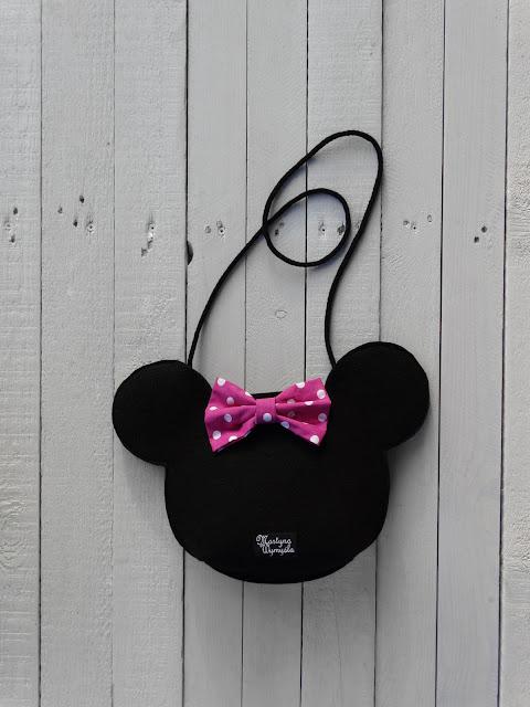 Torebka dla dziewczynki Minnie