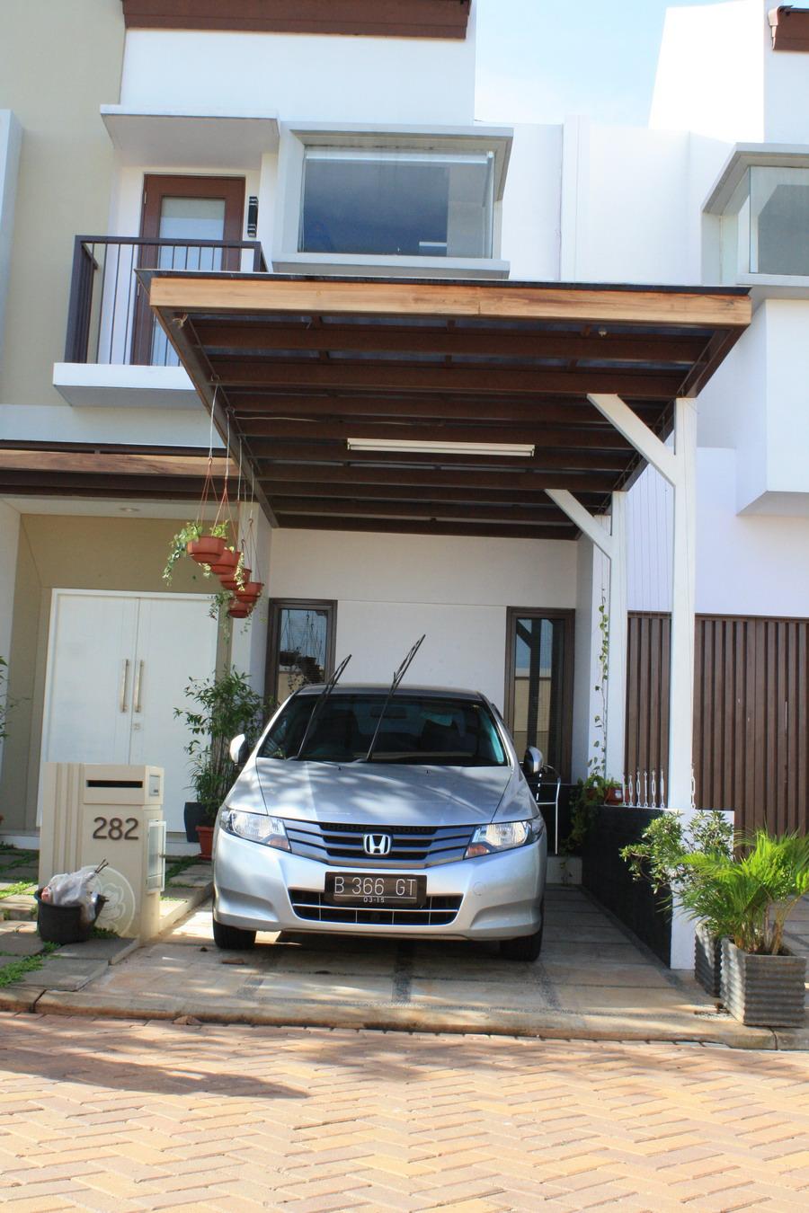 kanopi baja ringan termurah gambar dari kayu | desain rumah