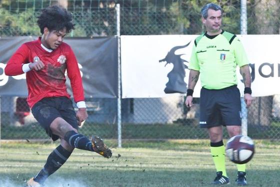 Live Streaming Inter Milan U-17 vs Garuda Select Gratis di Mola TV