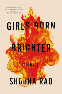 Review: Girls Burn Brighter by Shobha Rao