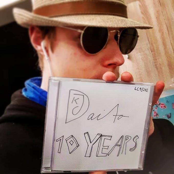 DJ Kaito Drops New Rap Album, '10 Years'