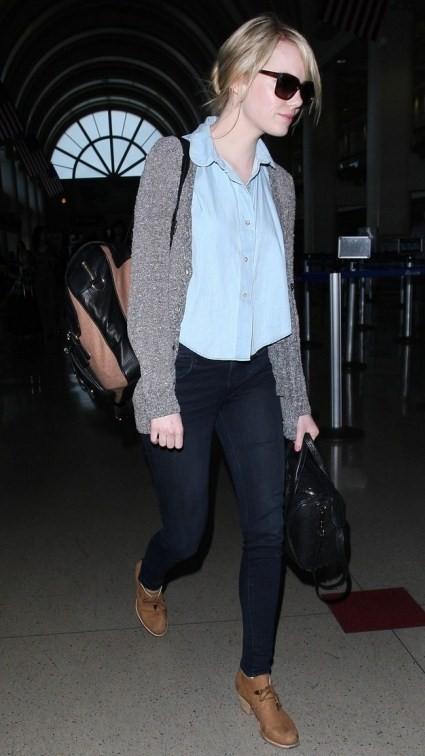 Viva La Fashion I Beauty + Life Style Blog: Emma Stone's ...