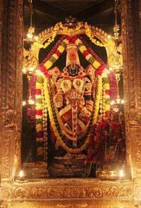 Tirumala online darshan and room booking