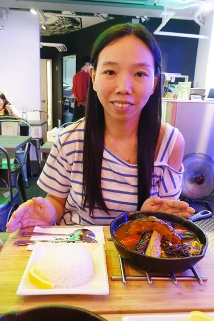 小品在銀兔湯咖哩西門分店用餐食記