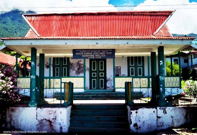 Museum Kesultanan Tidore  (Sonyine Malige)