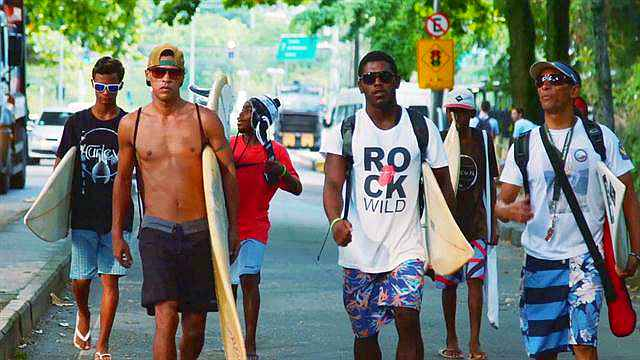 Meet the Surfers Redefining Brazil s Largest Favela Short Film Showcase