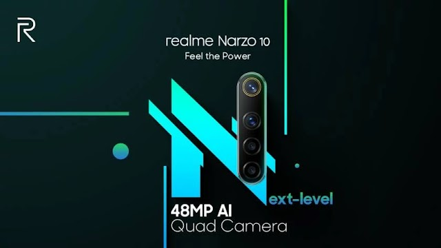 Realme Narzo 10 and Narzo 10A coming on March 26, check confirmation of specifications.