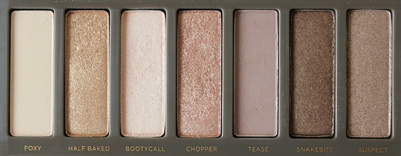 A picture of the Urban Decay Naked 2 Palette